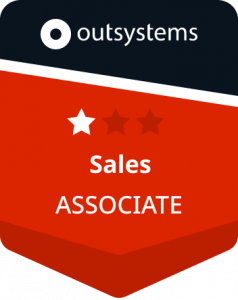 OutSystems Associate Sales Zertifizierung