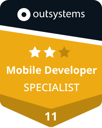 OutSystems Mobile Developer Specialist