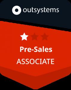 OutSystems Associate PreSales
